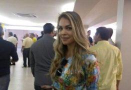 Pâmela Bório está decidida a disputar as eleições 2018 na Paraíba