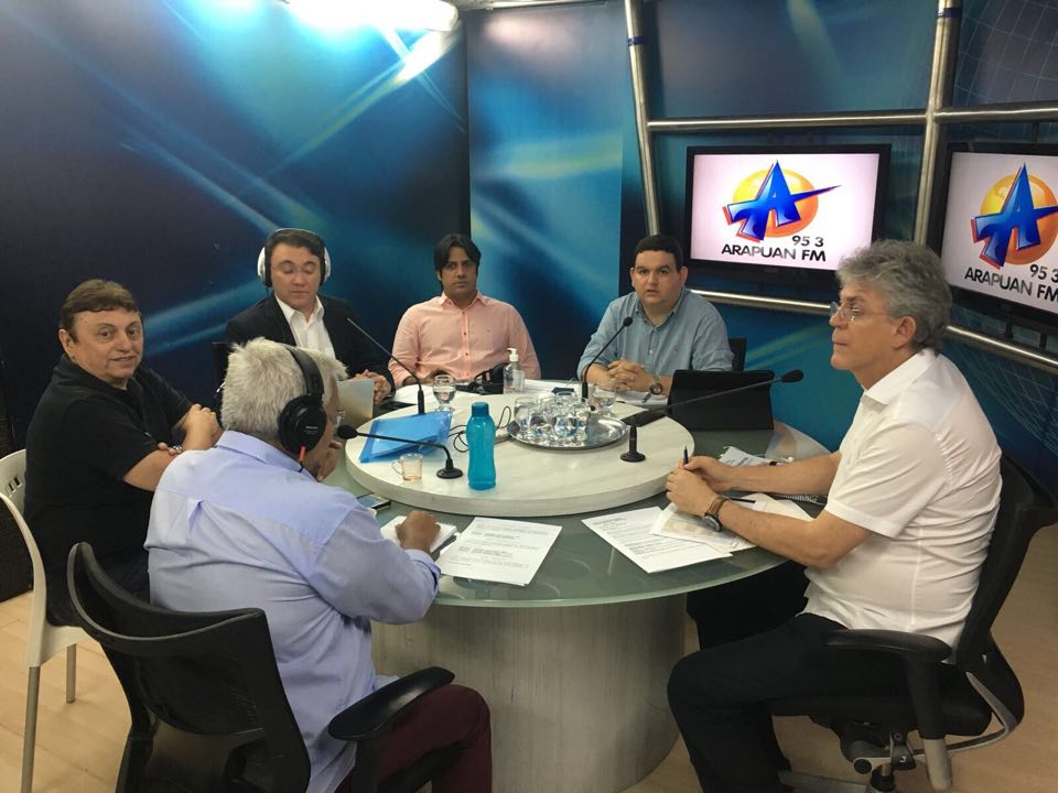 23515950 1622415931147900 1950881148 n - NA ARAPUAN: Ricardo Coutinho diz que suspensão do Empreender tem tempero político - OUÇA