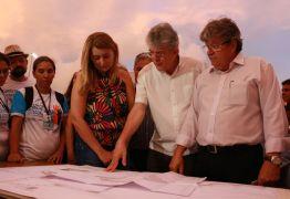 Ricardo visita obras da segunda etapa do Parque Linear Parahyba