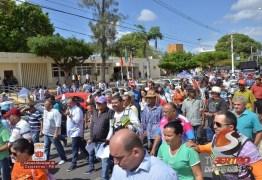 ENERGIA MAIS CARA: Cajazeirenses se revoltam contra aumento e tomam ruas para protestar contra Energisa – VEJA FOTOS E VÍDEO