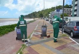 RECORDE: Licitação para limpeza urbana de João Pessoa tem 12 empresas inscritas