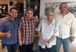 De passagem por João Pessoa, senador do RN elogia governo de Ricardo