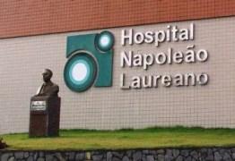 CADÊ O DINHEIRO? Ex diretor do Hospital Napoleão Laureano quer que justiça obrigue atual gestão a divulgar e comprovar gastos