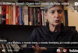 Filósofa Judith Butler responde aos ataques de ódio sofridos no Brasil: 'Mundo gay é poderoso' -VEJA VÍDEO