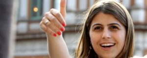 Manuela DÁvila 1200x480 300x120 - Manuela D'Ávila fica tecnicamente empatada em 2º, atrás de Bolsonaro