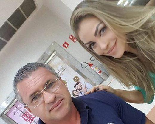Pâmela Julian e1544107289936 - 'NÃO TEMOS BANDIDO DE ESTIMAÇÃO': Pâmela Bório cutuca Julian Lemos sobre arenga com Carlos Bolsonaro