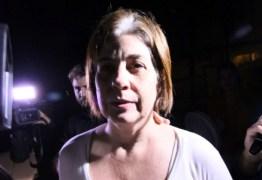 Rosinha Garotinho deixa cadeia no Rio e será monitorada por tornozeleira eletrônica