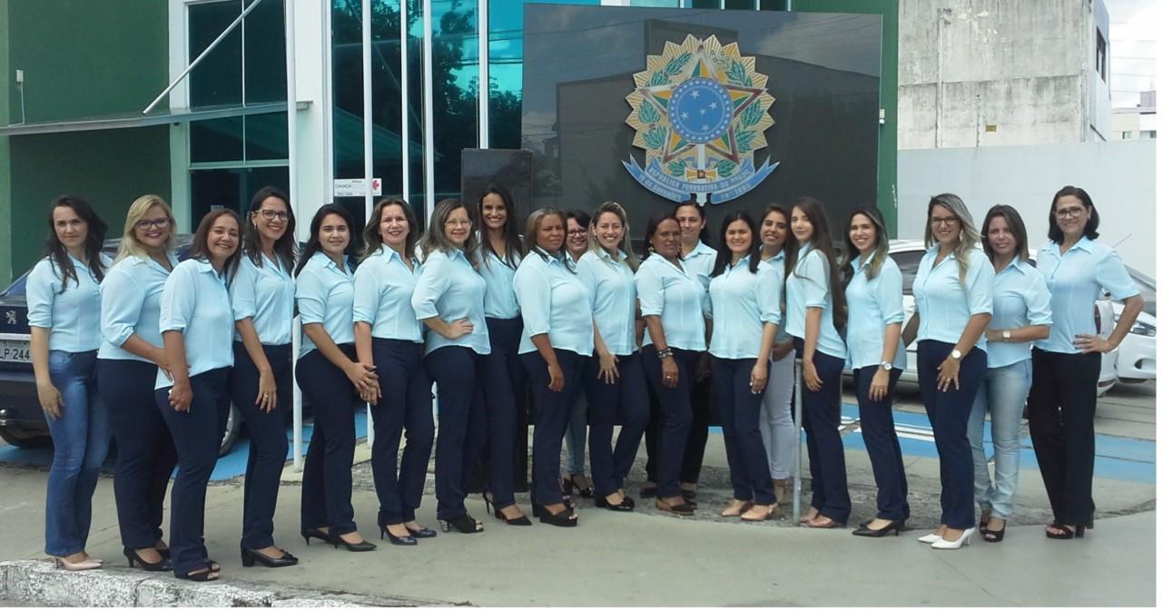 Uniforme - Funcionários do Creci-PB ganham uniforme corporativo