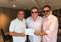 Deputado Genival Matias tira licença de 120 sem remuneração