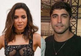 Anitta e Thiago Magalhães tiveram casamento feito por pajé