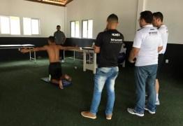 DE OLHO EM 2018: Botafogo-PB inicia avaliação física dos jogadores