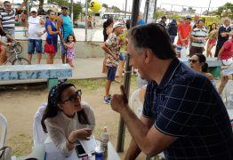 Luciano Cartaxo acompanha Circuito Comunidade no Funcionários I
