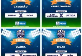 OUÇA: Finalistas da Copa Patos serão definidos neste final de semana