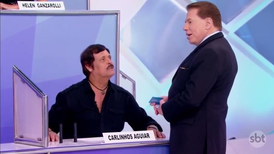 demissão - Carlinhos Aguiar é demitido do SBT e acusa Mara: 'Fez a cabeça do Silvio'