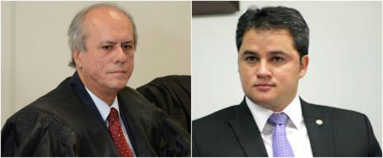 efraim zeca porto  - BOMBA: Efraim Filho usa tribuna para acusar desembargador de tráfico de influência para cassar prefeito de Bananeiras - VEJA VÍDEO