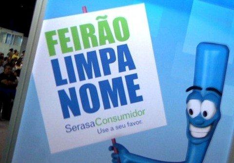 feirao e1446638839149 - Serasa inicia Feirão Limpa Nome nesta segunda para renegociações de dívidas