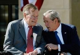 Bush afirma que evidências da interferência russa nas eleições norte-americanas são claras