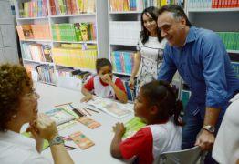 Prefeitura de João Pessoa entrega reforma de escola na Praia da Penha