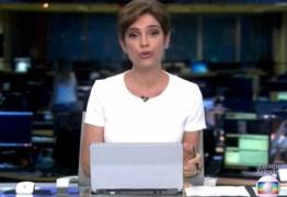 Substituta de Waack no 'Jornal da Globo' derruba audiência na TV paga