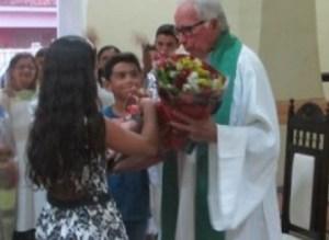 padre benedito 300x219 - Morre Padre Benedito Tavares Badú