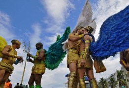 Parada LGBTI é marcada por protestos políticos