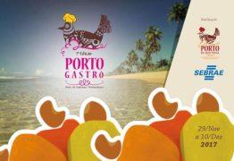 7ª edição do Porto Gastro acontecerá em Porto de Galinhas