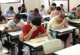 30,2% dos candidatos do Enem 2017 faltam no primeiro dia de prova, diz Inep