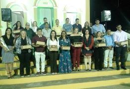 Rômulo prestigia evento em Dona Inês e recebe Lideranças Políticas, Agentes de Transito e Atleta em Campina Grande
