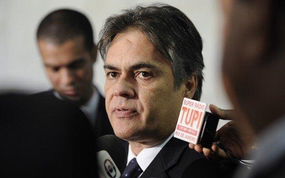 senador cassio cunha lima - Caso Dinheiro Voador: Ministra do STF dá 60 dias para concluir diligências do inquérito
