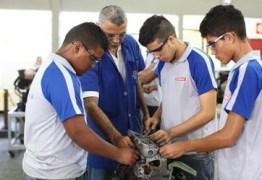 Senai-PB abre 780 vagas em cursos de aprendizagem industrial