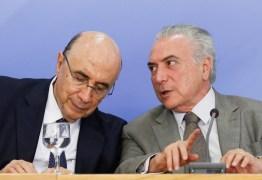 MDB pretende unir Meirelles e Temer para fortalecer candidatura do presidente