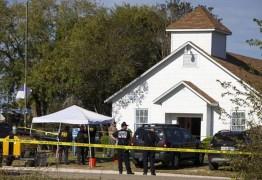 NOVO MASSACRE: Atirador entra em igreja batista nos EUA e mata 26 pessoas com rifle – VEJA VÍDEOS