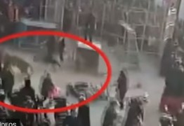 VEJA VÍDEO: Tigre escapa em apresentação e ataca duas crianças