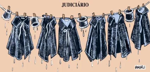 toga - Os segredos (inconfessáveis) que os capas pretas escondem na guerra do duodécimo
