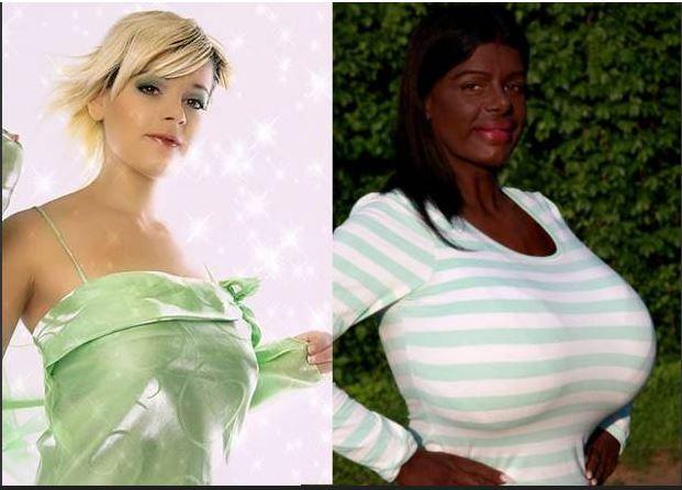 transracial01 - Alemã vira negra e quer ser a primeira Barbie 'transracial'