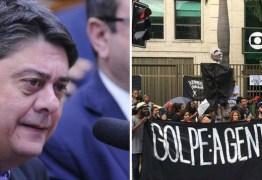 Deputado quer cassar a concessão da Rede Globo