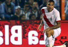 É HOJE: Guerrero encara julgamento por doping na Fifa