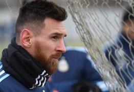 Jornal fala sobre renovação de Messi com o Barcelona: 'Já é novembro e nada'