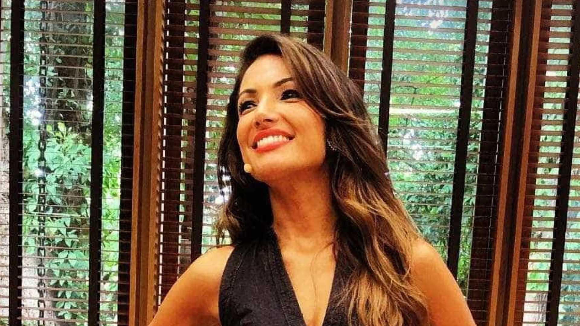 003 - Patrícia Poeta fala sobre solteirice: 'Estou curtindo'