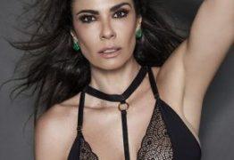Luciana Gimenez bomba na internet ao postar foto sem calcinha