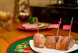 Rabanadas recheadas são a pedida para o Natal 2017