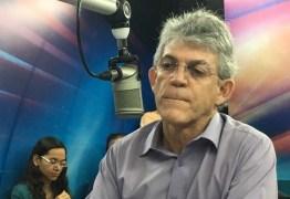 Ricardo Coutinho define Cássio como culpado por fracasso do projeto da oposição