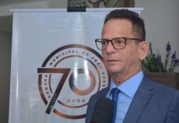 Marcos Vinícius avalia primeiro ano na presidência da Câmara Municipal de João Pessoa