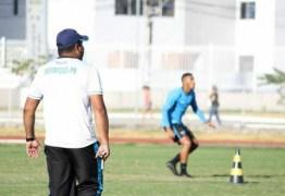 Botafogo-PB finaliza treinos de 2017 na Vila Olímpica