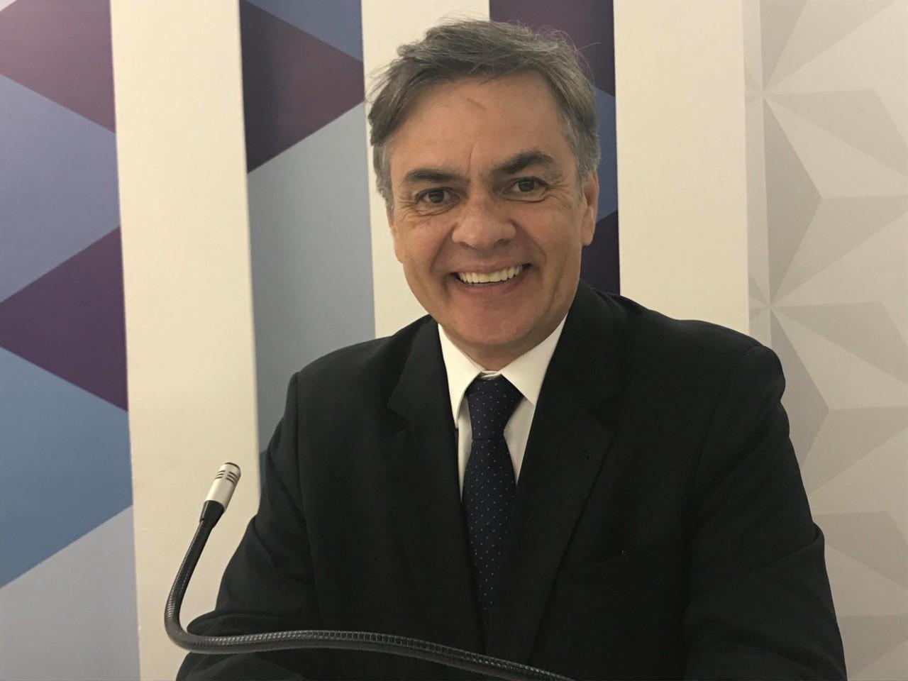 27e3e6b985 APOIO DOS CUNHA LIMA  Cássio diz que até Pedro não iria compor chapa  majoritária para  facilitar  para Romero