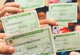 Quase 165 mil titulos eleitorais serão cancelados na Paraíba