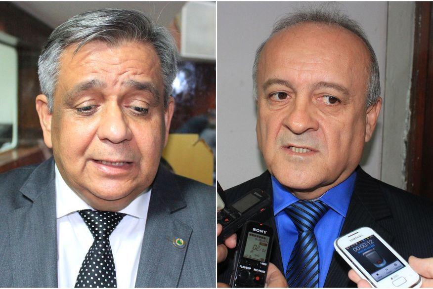 BRANCO E ED - Qual dirigente partidário aceitará Branco Mendes e Edmilson Soares nos quadros da legenda?
