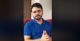 Berg Lima 1 - Justiça condena prefeito afastado Berg Lima à perda de mandato em Bayeux