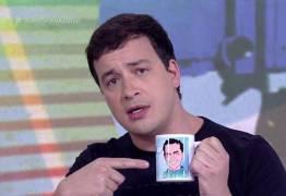 Rafael Cortez anuncia saída do Vídeo Show