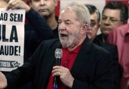 VEJA VÍDEO: Lula fala em construir novo Brasil em 2018